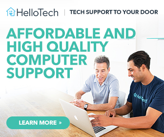 HelloTech - Tech Support To Your Door - Affordable and High Quality Computer Support