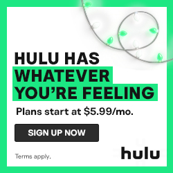 Hulu Has Whatever You're Feeling Sign up Now