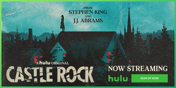 Hulu Castle Rock SVOD