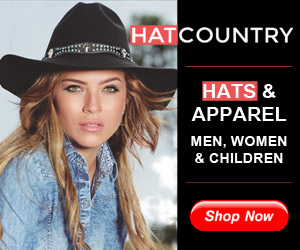 HatCountry.com Cowgirl Hats!