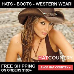 HatCountry shop now!