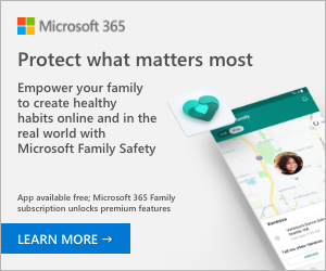 M365 Family Safety