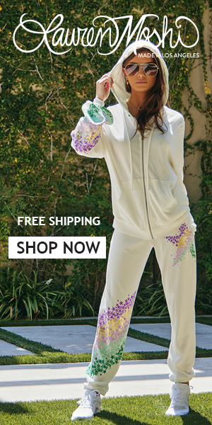 Get Free Shipping and Returns at LaurenMoshi.com