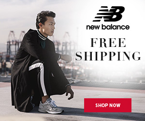 Black Friday at New Balance Canada Get a $20 Gift Card with a purchase of $100 or more while supplies last