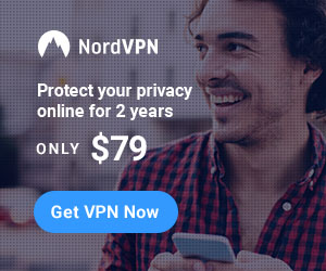 nordvpn 3Y deal