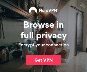 Nord VPN - Browse in full privacy
