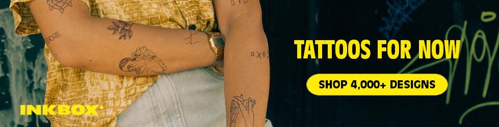 NEW Inkbox Tattoos Banners