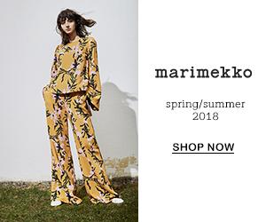 Marimekko_Spring/Summer2018