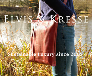Elvis & Kresse Sustainable Luxury