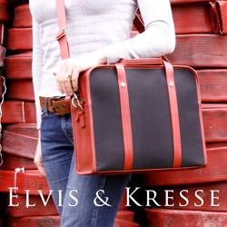 Elvis & Kresse Reclaimed Luxury Briefcases