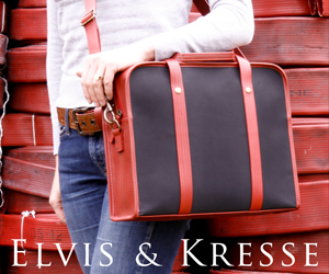 Elvis & Kresse Sustainable Luxury Accessories