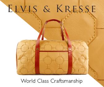 Elvis & Kresse World Class Craftsmanship