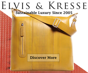 Elvis & Kresse Women's Sustainable Luxury Bags