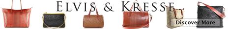 Elvis & Kresse Sustainable Luxury for Women