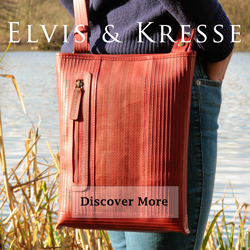 Elvis & Kresse Fire-hose Bags