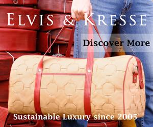 Elvis & Kresse Fire & Hide Bags