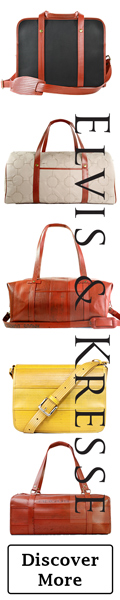 Elvis & Kresse Men's Bags