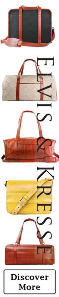 Elvis & Kresse Men's Bags