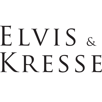 Elvis & Kresse Stacked Logo