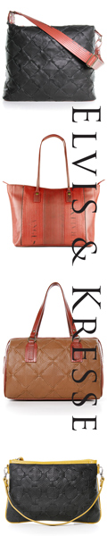 Elvis & Kresse Luxury Women's Bags