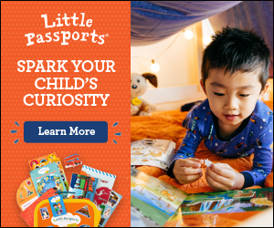 Little Passports Banners
