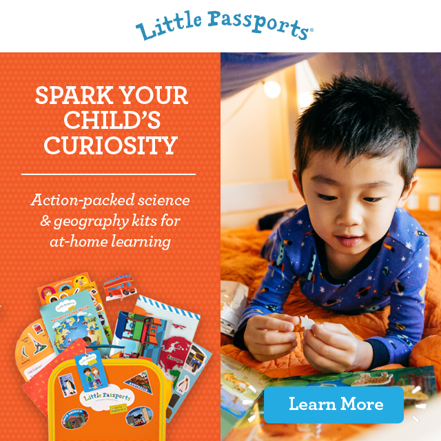 Little Passports Banners