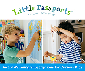 Little Passports: Hands-on Learning, Delivered