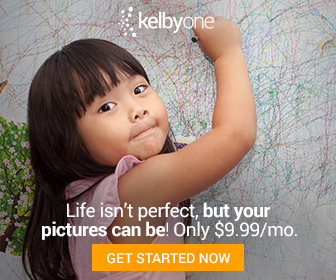KelbyOne. Take better photos of your children.