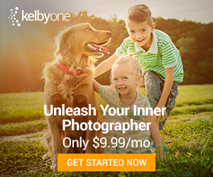KelbyOne. Unleash your inner photography