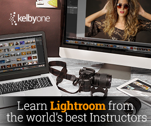KelbyOne. Learn Lightroom from the World's Best Instructors.