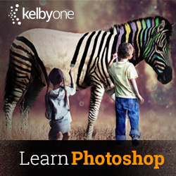 KelbyOne. Learn Photoshop from the World's Best Instructors.
