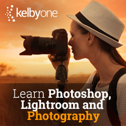 KelbyOne. Learn Photoshop, Lightroom, and Photography from the World's Best Instructors.