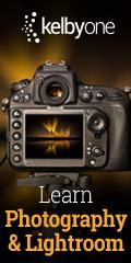 KelbyOne. Learn Photography & Lightroom.