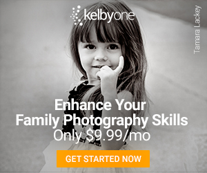 KelbyOne.Learn to take better family photos.