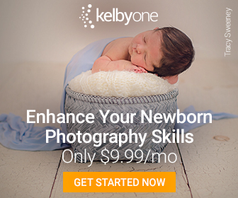 KelbyOne. Enhance your newborn photography skills.