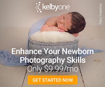 KelbyOne. Enhance your newborn photography skills.