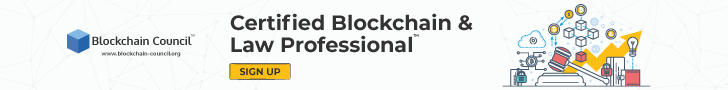 Certified Blockchain & Law Professional