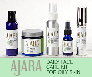 Ajara Daily Face Care Kit for Oily Skin