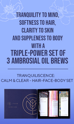 iYURA Tranquiliscence: Calm & Clear - Hair-Face-Body Set