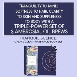 iYURA Tranquiliscence: Calm & Clear - Hair-Face-Body Set