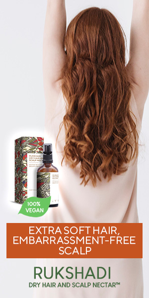 iYURA Rukshadi Dry Hair and Scalp Nectar™