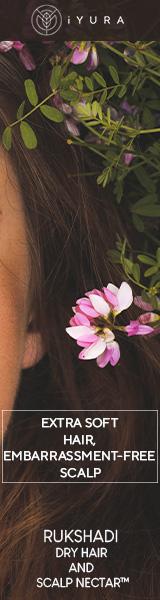 iYURA Rukshadi Dry Hair and Scalp Nectar™