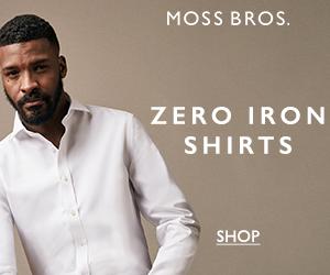 Zero Iron Shirts
