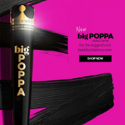 Bigger is better, and Big Poppa Mascara is the biggest and baddest of them all, Get Your TODAY!