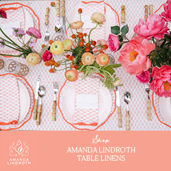 Amanda Lindroth Table Linens