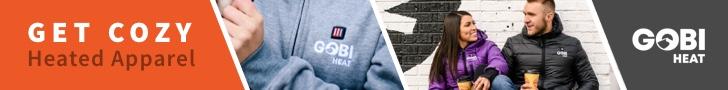 Gobi Heat Evergreen Lifestyle Banners