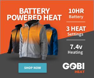 Gobi Heat Evergreen Banners