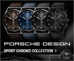 Timepiece: Sport Chrono Collection - 300x250