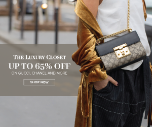 The Luxury Closet Mid Season Sale - Extra 25% Off