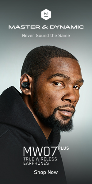 Kevin Durant Campaign - wireless earphones